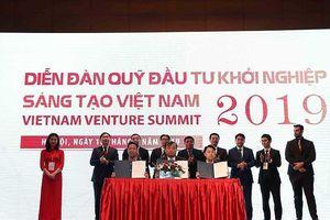 Cam kết rót 10.000 tỉ đồng cho start-up Việt
