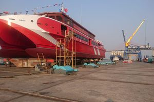 BR-VT cho vay 47,4 tỉ đóng tàu cao tốc Vũng Tàu- Côn Đảo