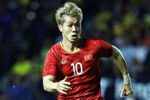 'King's Cup giúp tuyển Việt Nam đo sức mạnh ở tầm quốc tế'