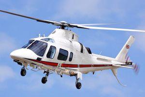 Trực thăng bị tai nạn tại New York giá 7 triệu USD