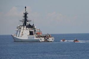 Tuần duyên Mỹ: Chúng tôi ở đây để giúp các quốc gia Biển Đông
