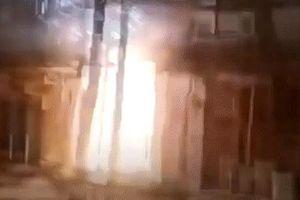Cháy nhà kèm nổ lớn làm 6 người tử vong tại Trung Quốc