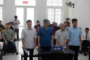 Cựu Chủ tịch Vinashin Nguyễn Ngọc Sự bị đề nghị 18-20 năm tù