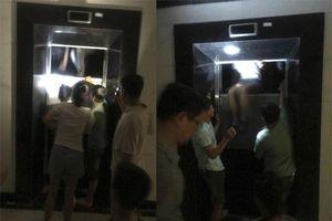 Hà Nội: Chung cư mất điện, nhiều người bị mắc kẹt trong thang máy