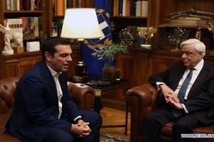 Hy Lạp bầu cử sớm vào tháng 7 tới