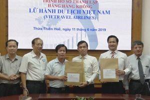 Vietravel Airlines chọn đặt căn cứ tại Thừa Thiên - Huế