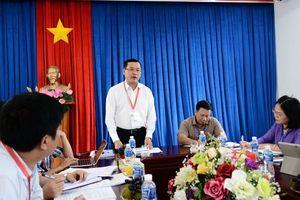 Thứ trưởng Nguyễn Văn Phúc: Lưu ý lựa chọn Trưởng điểm thi