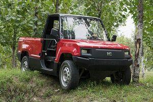 Phát sốt với ô tô bán tải nhỏ xinh có giá 206 triệu đồng