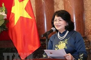 Phó Chủ tịch nước Đặng Thị Ngọc Thịnh dự hội nghị Thượng đỉnh xây dựng lòng tin ở châu Á