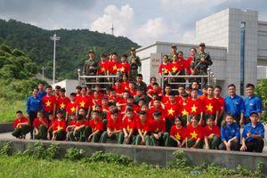 Trải nghiệm làm chiến sỹ Biên phòng tại BĐBP Lạng Sơn