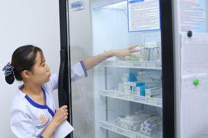 Từ 1.7, cơ sở tiêm chủng phải thực hành bảo quản vắc xin tốt