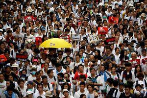 Bãi thị, bãi khóa ở Hồng Kông để phản đối dự luật dẫn độ