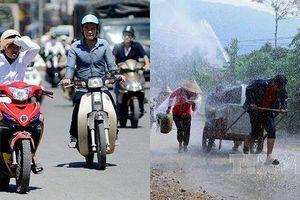 Hôm nay Hà Nội còn nóng 39 độ C, miền núi bắt đầu mưa giông