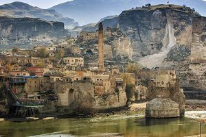 Thị trấn 12.000 tuổi có thể bị nhấn chìm dưới lòng hồ thủy điện Thổ Nhĩ Kỳ