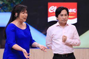 NSND Hồng Vân 'đối đầu' với NSƯT Kim Tử Long tại 'Khi chàng vào bếp'