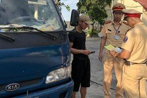 Quảng Trị: Phát hiện 5 lái xe dương tính với ma túy