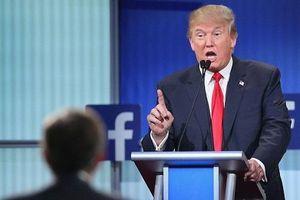 Tổng thống Trump tố bị Facebook, Google 'phân biệt đối xử'