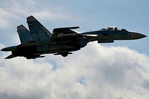 Nga điều tiêm kích Su-27 'chặn' máy bay Mỹ và Thụy Điển trên Biển Baltic