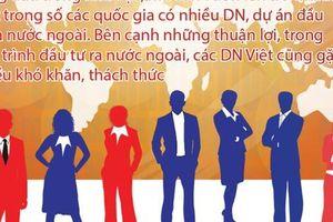 Doanh nghiệp Việt mạnh tay đầu tư ra nước ngoài
