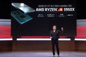 AMD Ryzen 9 3950X là CPU chơi game 16 nhân đầu tiên trên thế giới, giá 749 USD