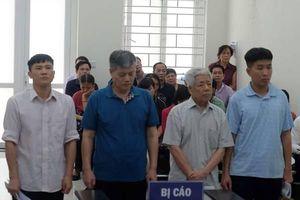 Nguyên Chủ tịch Vinashin Nguyễn Ngọc Sự bị đề nghị 20 năm tù
