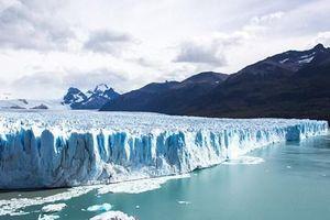 Chile thông báo về độ dày của sông băng vùng Patagonia