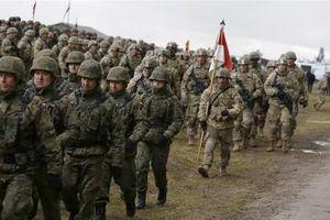 Kết thúc đàm phán về tăng cường binh sĩ Mỹ tại Ba Lan