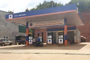 Tổng kiểm tra các cửa hàng xăng dầu, xử nghiêm các vi phạm