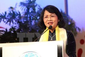 Phó Chủ tịch nước Đặng Thị Ngọc Thịnh sẽ tham dự hội nghị thượng đỉnh về xây dựng lòng tin ở châu Á