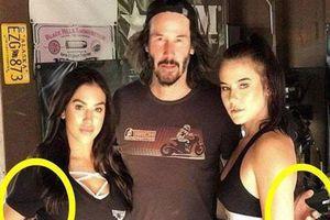 Chỉ cần nhìn hành động này của Keanu Reeves cũng đủ chứng minh 'nhân cách vàng' của quý ông lịch thiệp bậc nhất Hollywood
