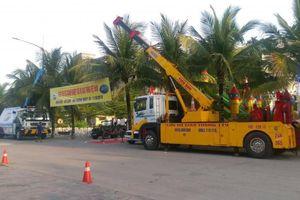 Dàn xe cứu hộ 'khủng' phô diễn tại VietNam TowShow 2019