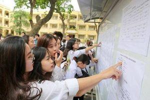 Ngày 14/6, Sở GD&ĐT Hà Nội sẽ công bố kết quả thi vào lớp 10 cho thí sinh