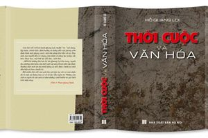 Sắp ra mắt sách Thời cuộc và văn hóa của nhà báo Hồ Quang Lợi