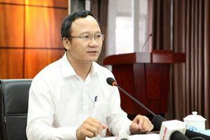 Ông Khuất Việt Hùng được tái bổ nhiệm Phó Chủ tịch chuyên trách UBATGTQG