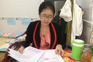 Nữ thủ quỹ 10 năm kêu oan do bị sa thải vì tố cáo sai phạm của cấp trên