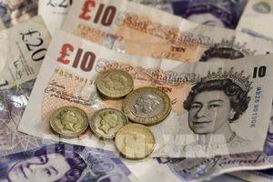 Đồng bảng phục hồi từ mức thấp nhất trong 5 tháng so với đồng euro