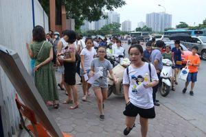 Hơn 900 học sinh tham dự kỳ tuyển sinh lớp 6 Chuyên Hà Nội - Amsterdam