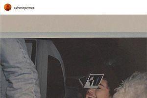 Selena Gomez xóa đi bức ảnh cuối cùng về Justin Bieber trên Instagram