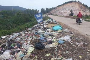Nghệ An: Chấn chỉnh công tác thu gom, xử lý rác thải sinh hoạt