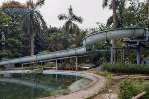 Hà Nội: Cận cảnh Công viên tuổi trẻ Thủ Đô bị 'băm nát' trục lợi?
