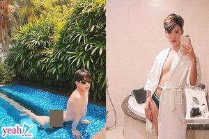 Đào Bá Lộc lên tiếng về tấm hình nude gây bão: 'Xấu xa gì khoảnh khắc tự nhiên hay đầu óc tầm thường dung tục'