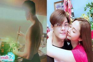 Chăm bạn gái như chăm con: Lâm Vinh Hải 3h sáng dậy nấu ăn cho Linh Chi, phải hát 'Độ ta không độ nàng' cô nàng mới chịu ăn