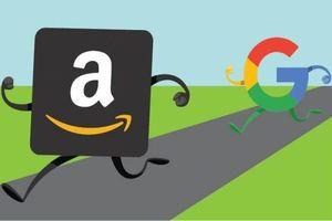 'Hất cẳng' Google, Amazon trở thành thương hiệu giá trị nhất thế giới