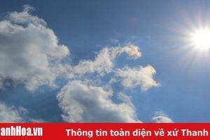 Tiếp tục nắng nóng gay gắt, chỉ số UV nguy cơ gây hại rất cao