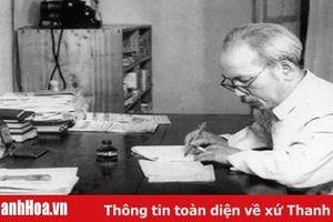 Hướng dẫn tổ chức các hoạt động tuyên truyền 50 năm thực hiện Di chúc của Chủ tịch Hồ Chí Minh và kỷ niệm 50 năm Ngày mất của Người