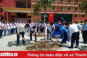 1.415 hồ sơ đăng ký khảo sát, đánh giá năng lực vào Trường THCS Trần Mai Ninh