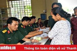 Giải quyết chế độ trợ cấp một lần đối với người được cử làm chuyên gia sang giúp Lào, Cam-pu-chia