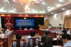 Mặt trận Tổ quốc Việt Nam thực hiện quyền và trách nhiệm của mình theo quy định của Hiến pháp năm 2013