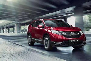 Nguồn cung ổn định, Honda CR-V 2018 lại có doanh số khả quan