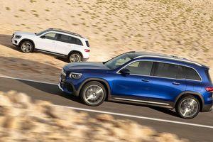 Mercedes-Benz GLB 2020 ra mắt, làn gió mới của phân khúc SUV 7 chỗ
